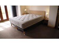 DOVETAIL KINGSIZE BED (6'6)