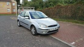 2005 Ford Focus 1.6 Zetec 5dr Automatic+Petrol+FullHPI+Clear @07445775115