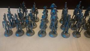 Lot of 40 Almirall Palow Lead 1/32 scale soldiers London Ontario image 2