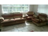Suite of furniture 3-1-1