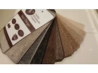 Luxury thick Pile Carpets with 12mm underlay- whole house for £1000 including fitting
