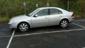 2005- FORD MONDEO GHIA -99K -CHEAP FAMILY CAR