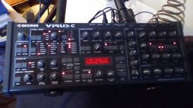 Access Virus C Desktop Synth Module - For Sale, Swap or Trade