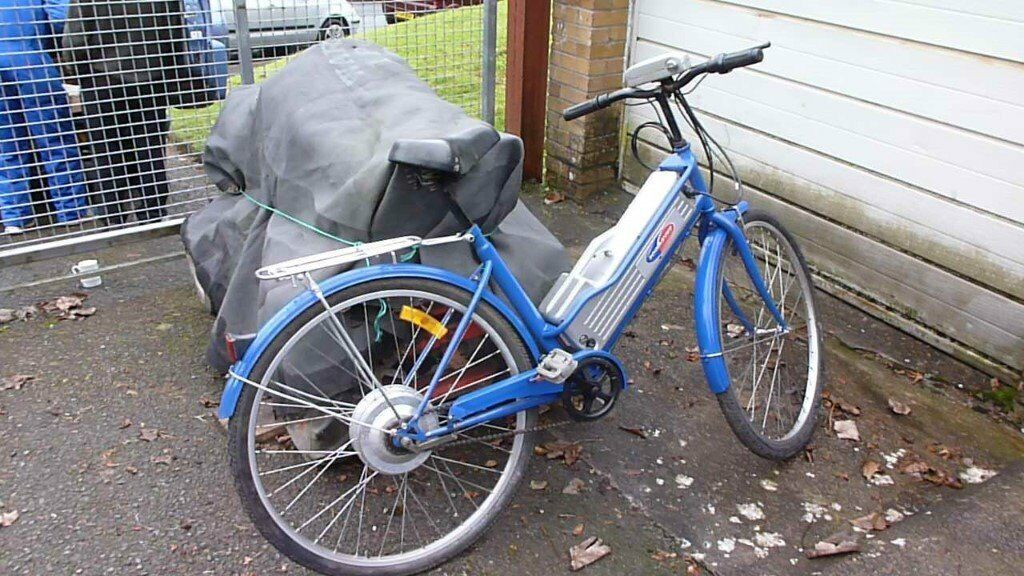 Electric Bike for Sale complete with charger and leads
