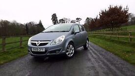 2009 Vauxhall Corsa ***Design***
