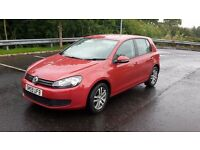 **2010 VOLKSWAGEN GOLF 1.6 SE BLUEMOTION TDI*£20 TAX P/A*FINANCE AVAILABLE*