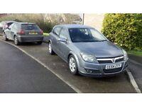 Vauxhall Astra Sxi 1.4 16v petrol