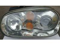vw golf mk4 xenon headlight + ballasts
