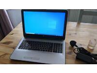 """HP 250 G5 - 15.6"""" - Core i7 6500U - 8 GB RAM - 256GB SSD - Windows 10 Pro"""