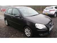 Volkswagen Polo 1.2 S 5dr, 2 Owners, 1 Year MOT, Warranty