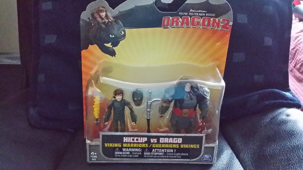 Hiccup Vs Dragons