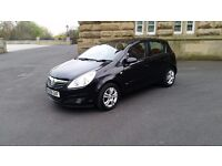 2006 (56) Vauxhall Corsa Club A/C Cdti 1.3 Black Rare interior Low mileage