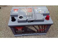 Brand New YUASA Silver 5000 HSB010