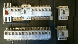 CRABTREE SB6000 CIRCUIT BREAKERS MCB'S AND RCCB'S