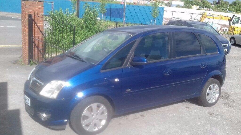 Vauxhall Mariva 2006 auto 1.6 petrol 10 months mot sunroof