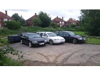2000 Volvo V70 T5 Recently new geartronic gearbox