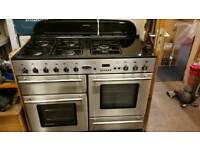 Fully reconditioned 110cm range master cooker