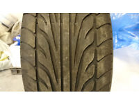 205/50 R17 one part-worn tyre