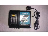 MAKITA DC18RC 7.2v-18v li-ion lithium ion 22 MIN charger