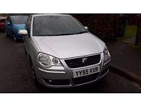 VW POLO, 1.4L, 2006, MANUAL, GREAT FOR FIRST TIME DRIVERS