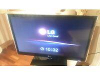 """Lg 42"""" smart edgelite led tv, full hd freeview"""