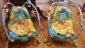 Tiny Love Gymini Bouncer Baby Chairs