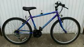 Raleigh Sabre, Mountain Bicycle For Sale in Good Riding Order.