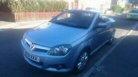 Vauxhall tigra 2005 with private number plate