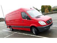 2011 Mercedes Sprinter LWB Diesel Van - Very Good Condition