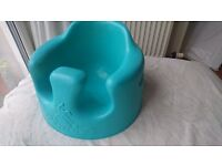 Teal Bumbo with tray
