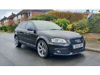 Audi a3 sportback black edition full service history outstanding condition no offers