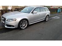 Audi avant 2l tdi special edition sline