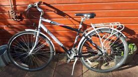 Raleigh Pioneer Metro gents bike