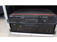 Denon DMD 1000 Static Mini Disc Player