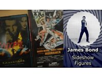 Wanted James Bond & Villains Sideshow Figures 007 figure