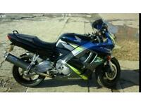 Here forsale or px 97 Honda cbr 600ft in very good condition