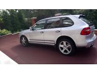 Porche Cayenne 2008, 4.8L silver tiptronic, 79,500 miles, good condition