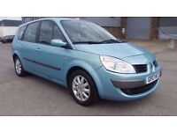 7 SEATER RENAULT GRAND SCENIC AUTOMATIC IN CLEAN CONDITION. 1 YEAR MOT. 1 OWNER. 2 KEYS. HPI CLEAR