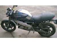 CAGIVA PLANET, BREAKING, RUNNING ENGINE, MOST PARTS