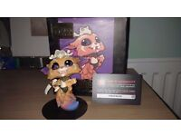 First edition official Gnar figure with authenticity card