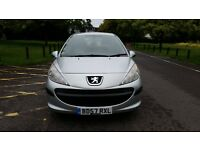 2007 Peugeot 207 1.4 HDi Urban 5dr Fully HPI Clear I Former Keeper £30 Road tax @07725982426@