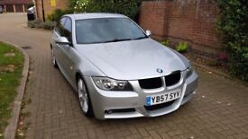 2008 BMW 3 SEIRES 320d M Sport, MOT UNTIL FEB 2018, , OPEN TO OFFER