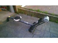Opti Gym & Rowing Machine - Barely used