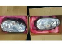 Mk4 golf headlights and tail lights
