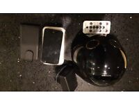 Ipod touch and ighost speaker