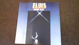 Elvis Presley Moody Blue Album