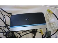 BT YouView+ box and Wifi Home Hub 5