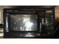 Sharp compact microwave