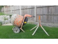 Cement mixer Belle 150
