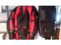 Akito Motor Cycle Jacket & Trousers